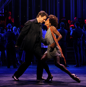 Keith Roberts and Karine Plantadit in Come Fly Away