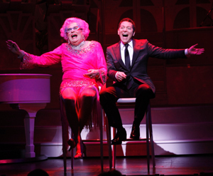 Dame Edna and Michael Feinstein in All About Me