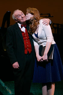 Jim Norton and Kate Baldwin in Finian's Rainbow