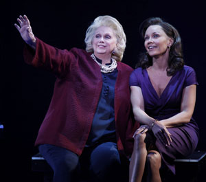 Barbara Cook and Vanessa Williams in Sondheim on Sondheim