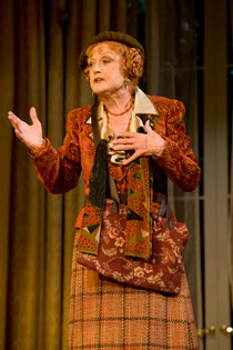 Angela Lansbury in Blithe Spirit