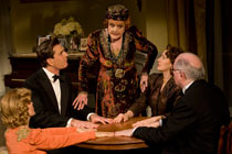 The Cast of Blithe Spirit