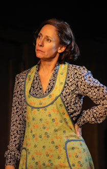 Laurie Metcalf in Neil Simon's Brighton Beach Memoirs