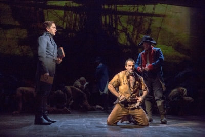 Will Swenson and Ramin Karimloo