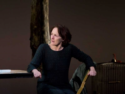 Broadway Review: An Open Letter to Fiona Shaw on the Opening and Closing of THE TESTAMENT OF MARY