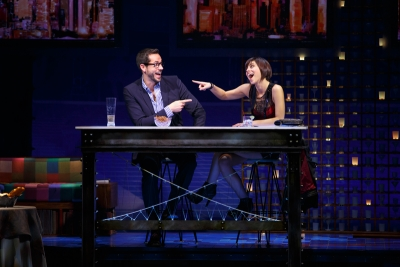 Broadway Review: FIRST DATE a Tacky Addition to Broadway