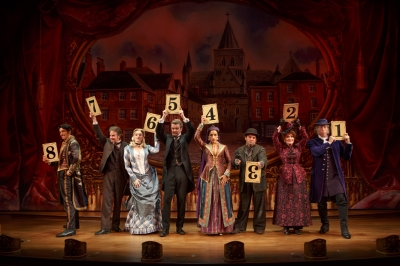 Broadway Review: THE MYSTERY OF EDWIN DROOD