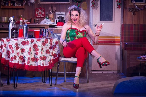Off-Broadway Review: WHO HOLIDAY!