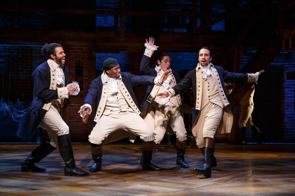 Broadway Review: Hamilton