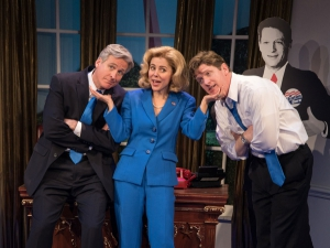 Off-Broadway Review: CLINTON THE MUSICAL