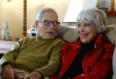 Harry Killijian and Carol Channing